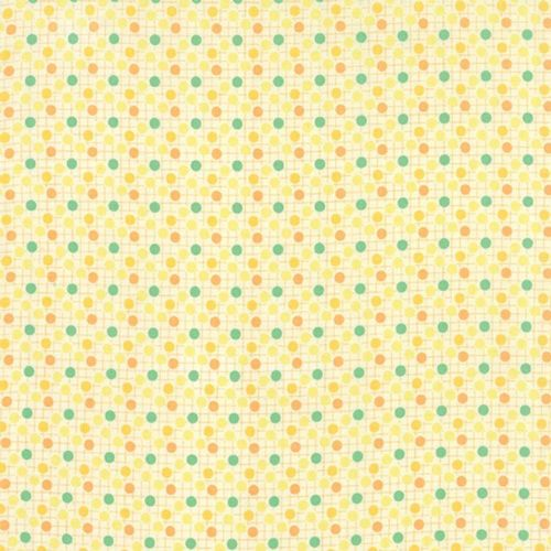 Moda - 30s Playtime   Apricot Dots 33045 11 Fabric